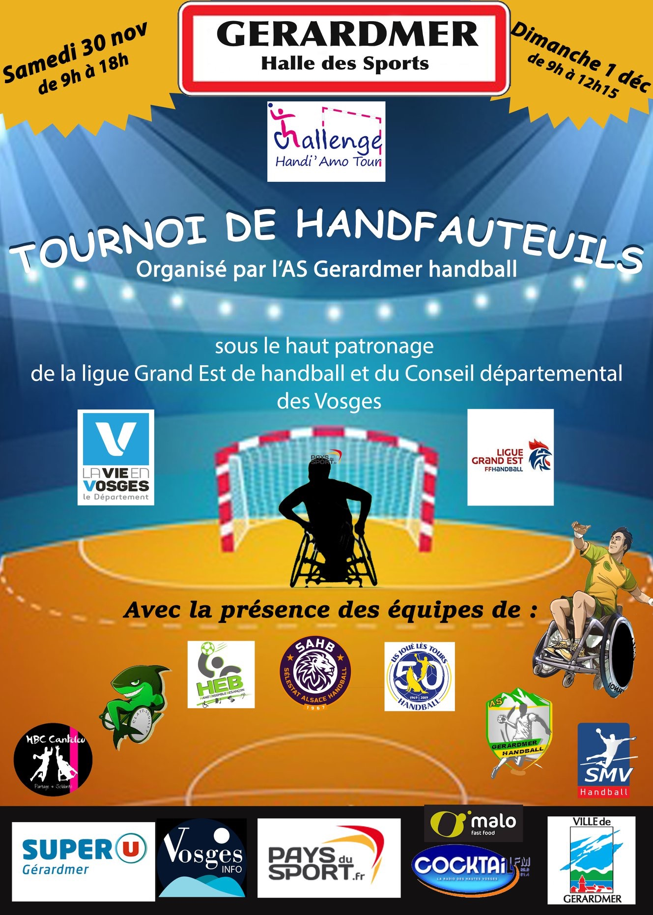 Hand Fauteuil